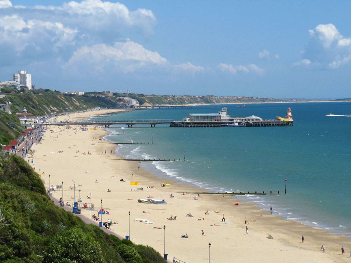Bournemouth Beach & Pier