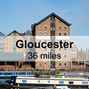 Bristol to Gloucester