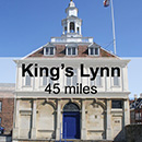 Cambridge to King's Lynn