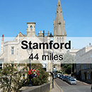 Cambridge to Stamford