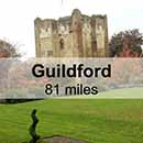 Canterbury to Guildford