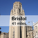 Cirencester to Bristol