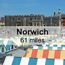 Colchester to Norwich