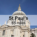 Colchester to St Paul's