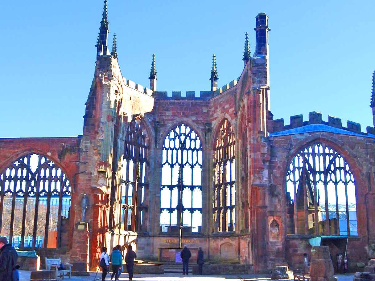 Coventry Old Cathedral