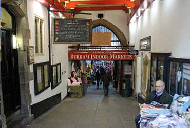 Durham Indoor Markets