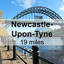 Durham to Newcastle-Upon-Tyne