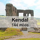 Edinburgh to Kendal