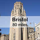 Exeter to Bristol