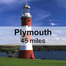 Exeter to Plymouth