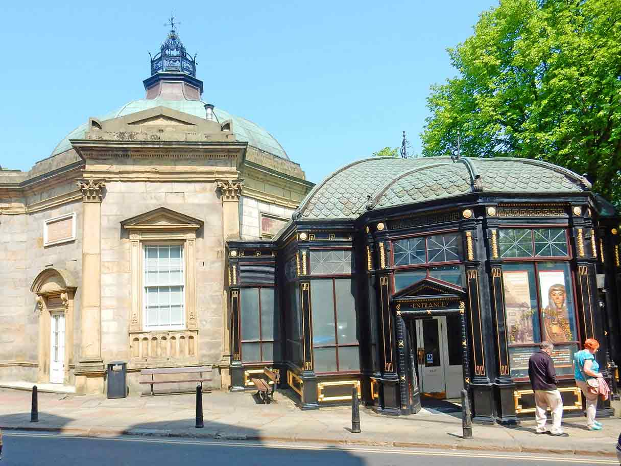 The Royal Pump Room