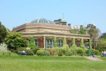 The Sun Pavilion - Valley Gardens