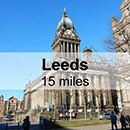 Harrogate to Leeds