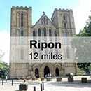 Harrogate to Ripon
