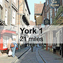 Harrogate to York