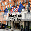 Hastings to London Mayfair