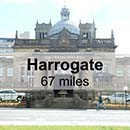 Kendal to Harrogate
