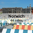 King's Lynn to Norwich