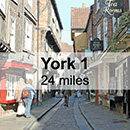 Leeds to York
