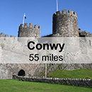 Liverpool 1 to Conwy