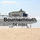 Lyme Regis to Bournemouth
