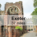 Lyme Regis to Exeter