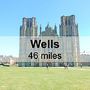 Lyme Regis to Wells