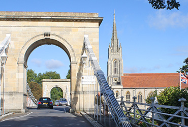 Marlow Bridge