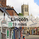 Newark-On-Trent to Lincoln