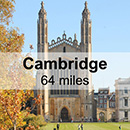Norwich to Cambridge