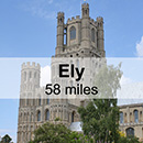 Norwich to Ely