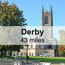 Oakham & Uppingham to Derby