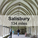 Plymouth to Salisbury