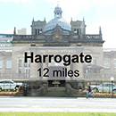 Ripon to Harrogate