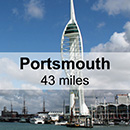 Salisbury to Portsmouth