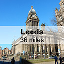 Sheffield to Leeds