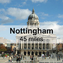 Sheffield to Nottingham