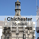 Southampton to Chichester