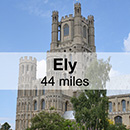 Stamford to Ely