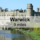 Stratford-Upon-Avon to Warwick