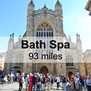 Swansea to Bath Spa