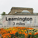 Warwick to Leamington Spa