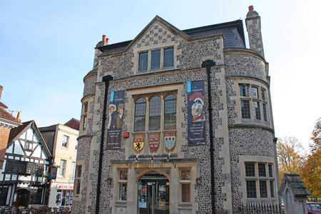 Winchester's City Museum