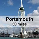 Winchester to Portsmouth
