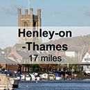 Windsor to Henley-On-Thames