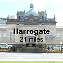 York 1 to Harrogate