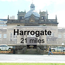 York 2 to Harrogate