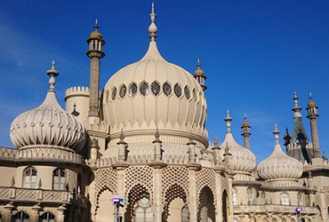 Brighton's Royal Pavilion