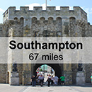 Brighton to Southampton
