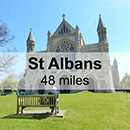 Cambridge to St Albans